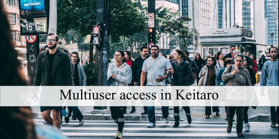 Multiuser access
