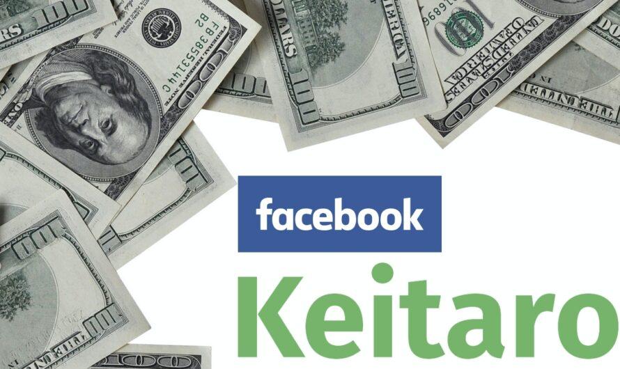 Auto-updating costs from Facebook in Keitaro