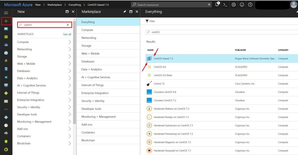 Установка Keitaro на серверы Azure от Microsoft