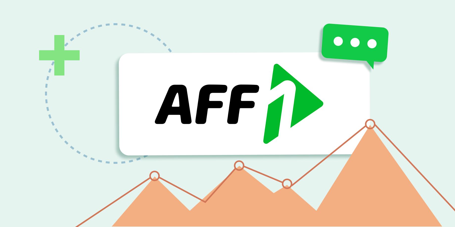 Анонс нового партнера Keitaro: CPA AFF1