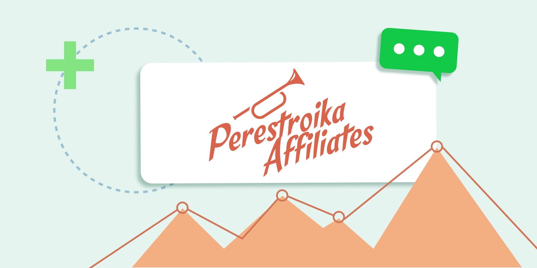 Анонс партнеров: CPA Perestroika Affiliates