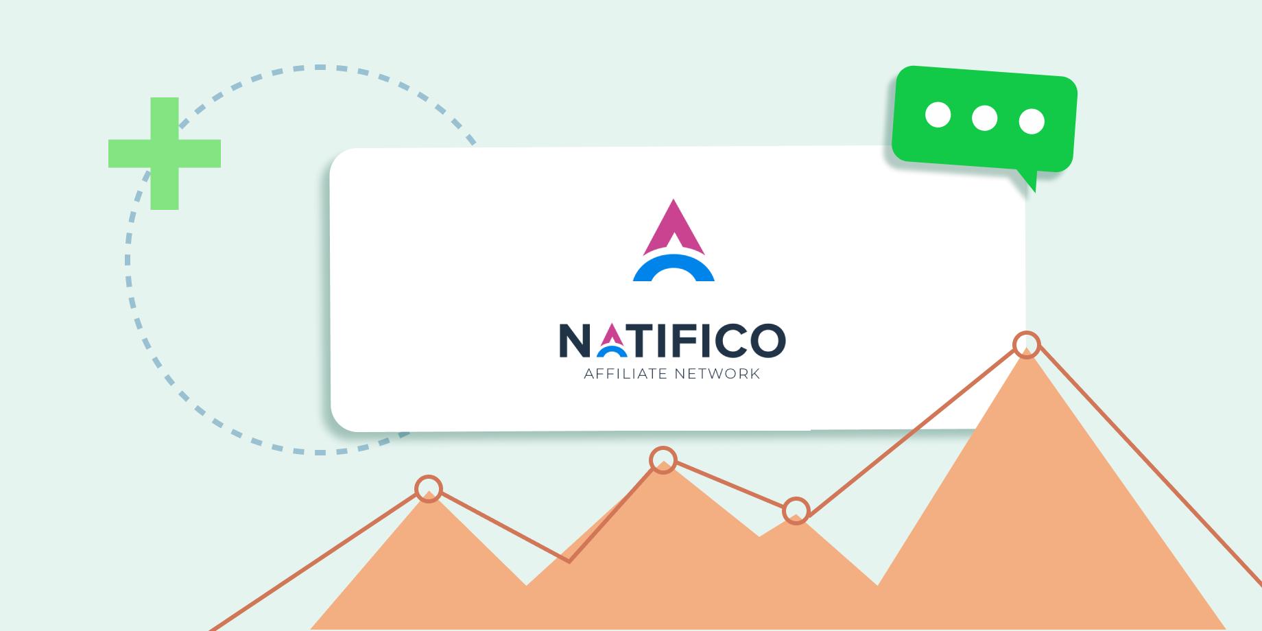 Рады представить нашего надежного партнера Natifico!