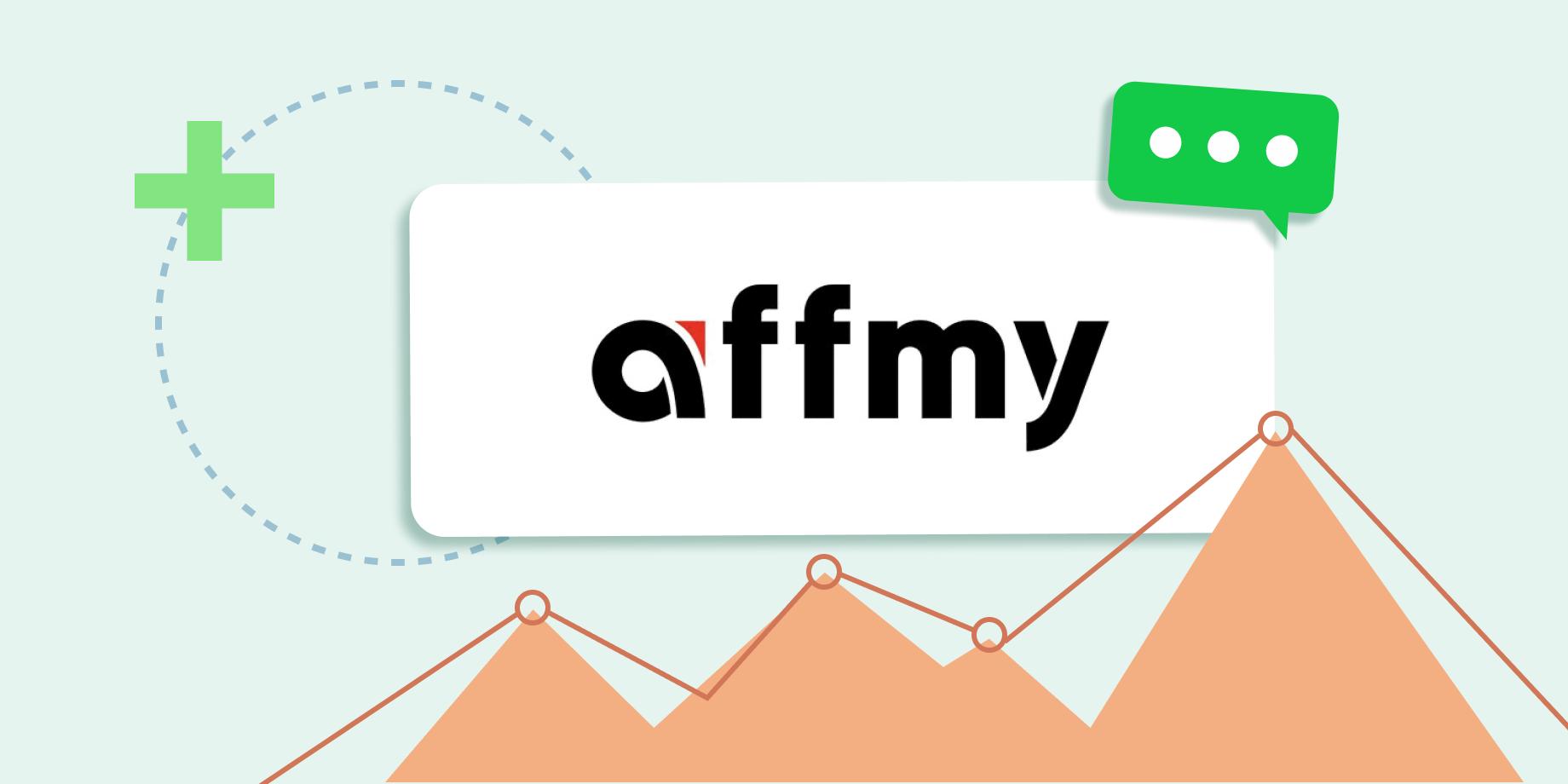 У нас новый партнер — сеть Affmy!
