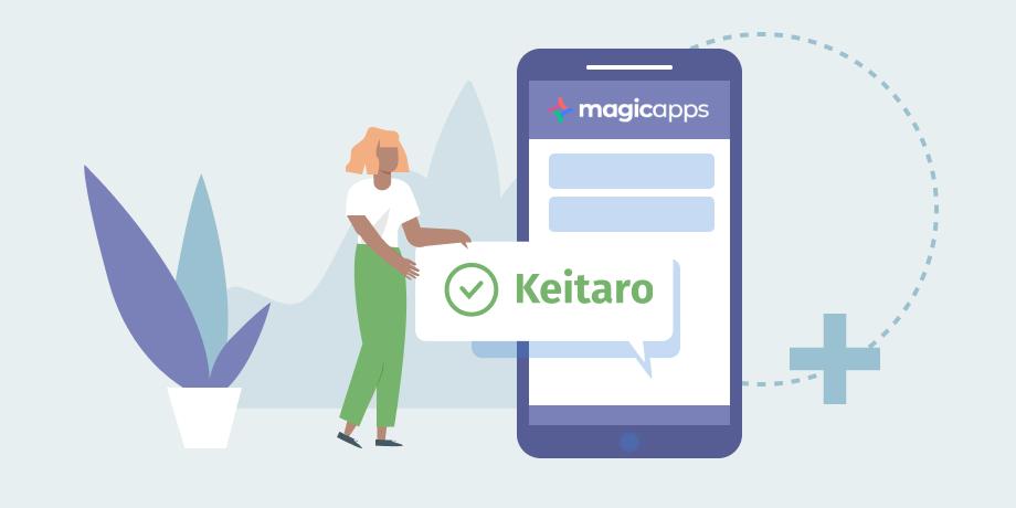 Настройка Keitaro + MagicApps