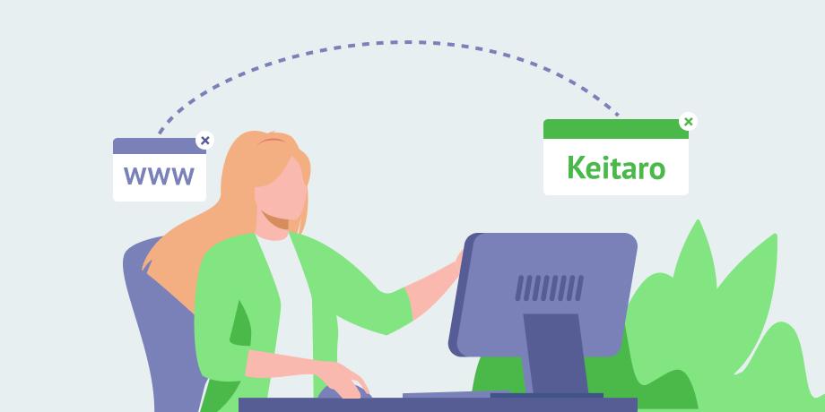 Отправка конверсий с удаленного сайта при работе с Keitaro