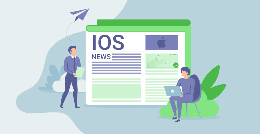 IOS 15 и возможные изменения в работе трекера