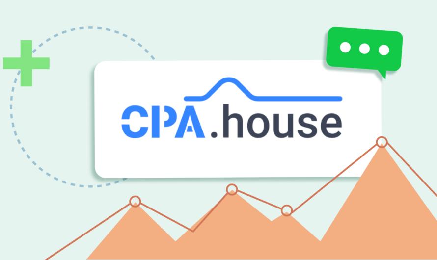 Работай с CPA.House и зарабатывай больше!